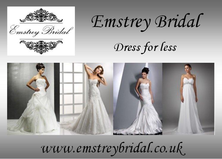 Emstrey Bridal Wear - Shropshire