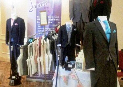 Wedding Fayre Exhibitor - Menswear