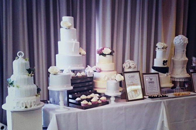 Wolverhampton Cake Exhibitors - Say I Do Wedding Fayres
