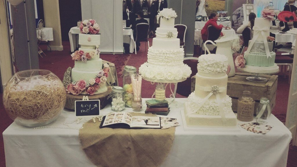 Telford Cake Exhibitors - Say I Do Wedding Fayres