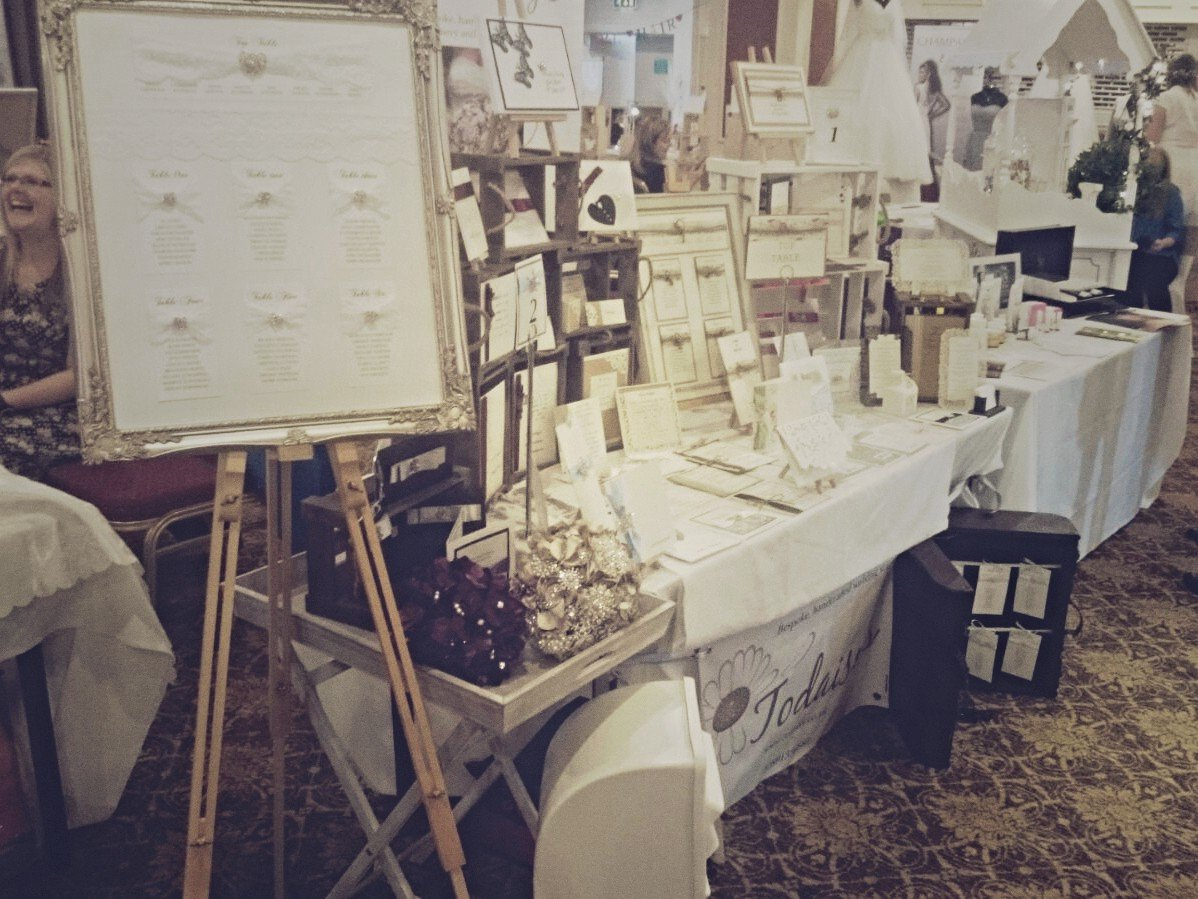wedding stationery - kidderminster wedding fayre