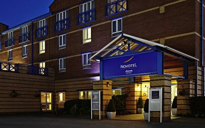 Wolverhampton, Novotel Hotel: Sunday 4th November 2018
