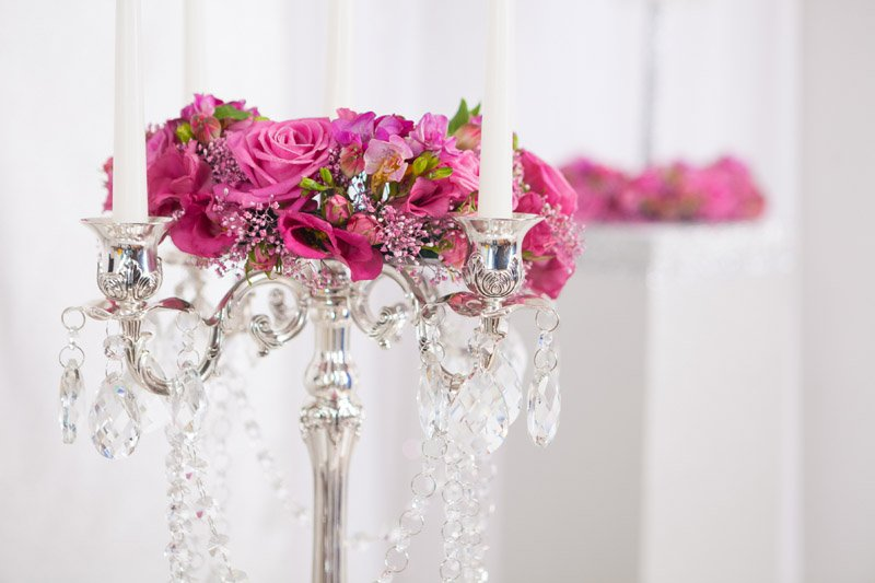 Venue Decor - Telford Wedding Fayre, Shropshire