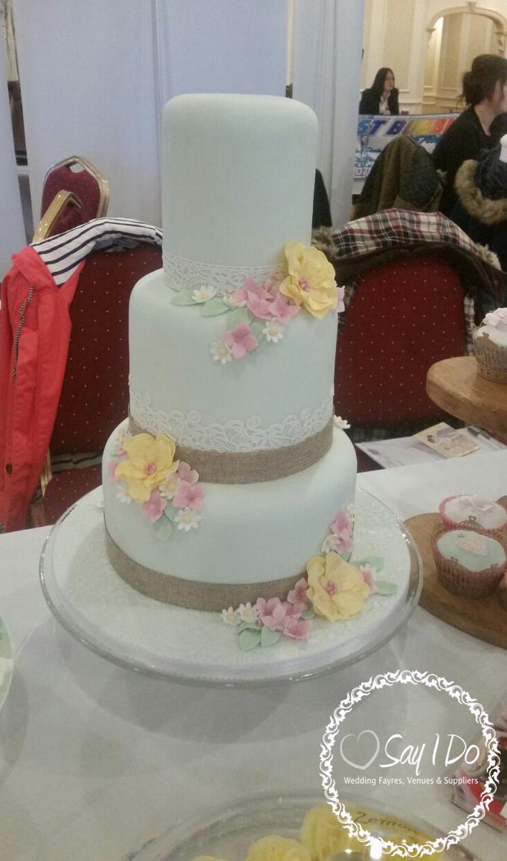 Wedding Fayre Exhibitor - Wedding Cakes