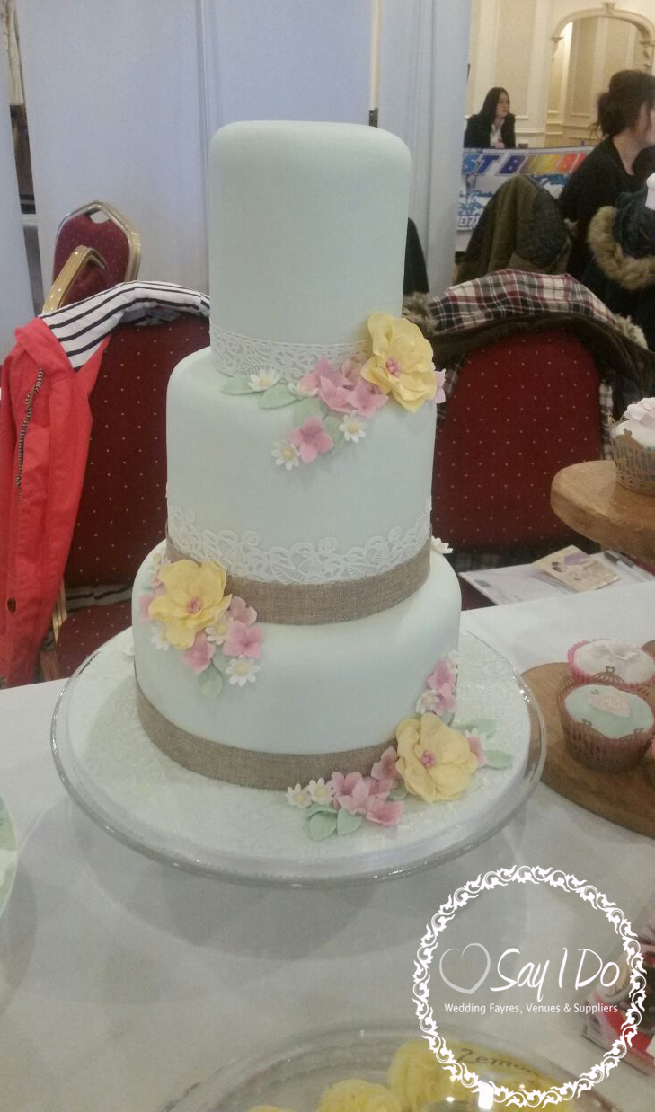 Wedding Fayre Exhibitor - Wedding Cakes