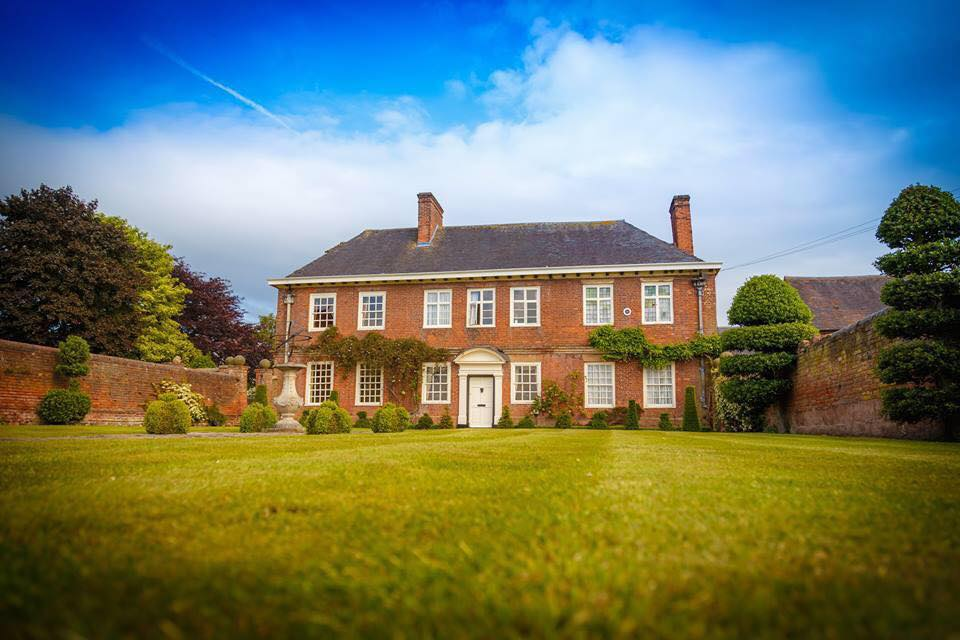 Wedding Venue – Blakelands Country House, Bobbington