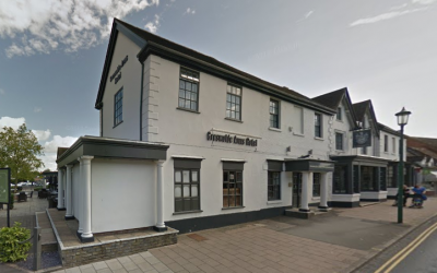 Greswolde Arms Hotel, Solihull: Sunday 27th May 2018