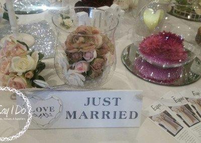 Wedding Fayre Exhibitor - Venue Stylist