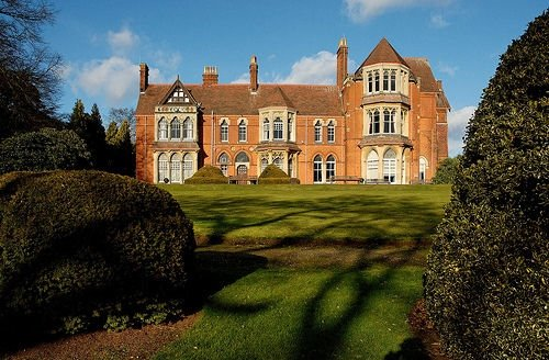 Wedding Venue – Highbury Hall, Birmingham